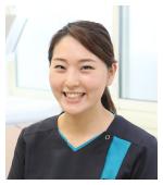 歯科医師 山田真梨子